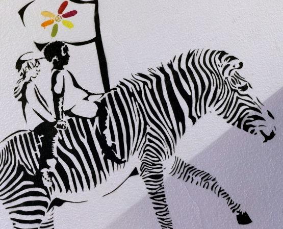 Banksy in Wukania gesichtet?!